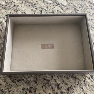 Stackers Classic Deep Open Tray